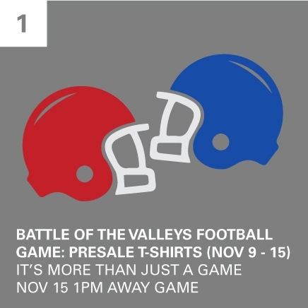 Battle of the Valleys